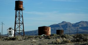Amargosa in rusted glory by verseless