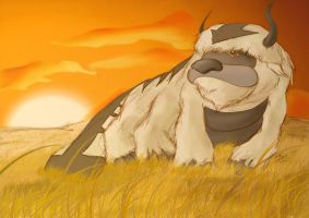 Sunset Appa by josedude