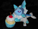 ~Custom Vaporeon~ by PlushPrincess