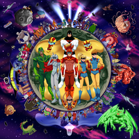 Space Ghost 48th Anniversary Spectacular by TSoutherland
