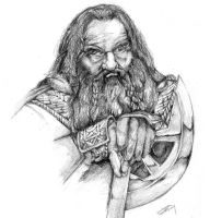 gimli by thenota