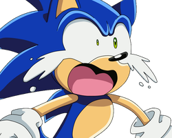 .:Sonic X:.Sonic~You Ate All The Food!?(read desc) by Meggie-Meg