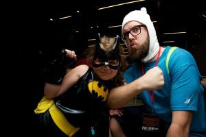 Cosplay: Fun for Children 3 and up by Almost-Focused