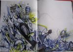 sketch on okus blackbook's by psktear