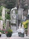 Pere Lachaise Cemetery in Paris by licemar13