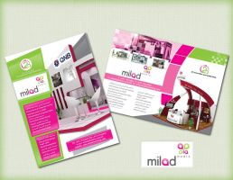 milad fliers by pampilo