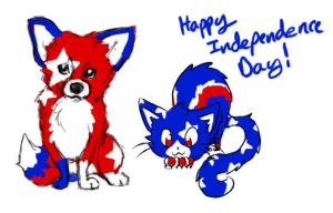 4th July Adoptables CLOSED by AeternaAdoptables