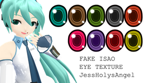 Fake ISAO Eye Pack by Imalune