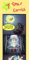 Seven Star Comics 12 by Loopy-Lupe