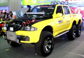 Musso Monster Truck by toyonda