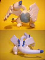 The Legendary Lugia by noezel7