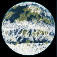 Earth planet resource by matiiii
