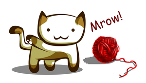Mrow by cow41087