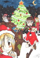 Merry Christmas - 2008 by maia-7