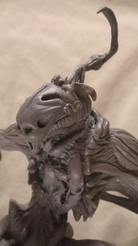 Twisted Creature-Unpainted 02 by S1yMcNasty