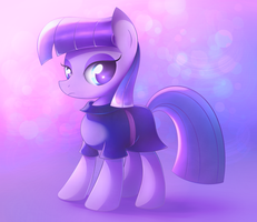 Its Maud by HeavyMetalBronyYeah