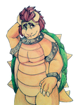 Bowser by BearsDeceit