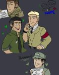 Nazi Zombies - Clothes Swap! (Dempsey x Richtofen) by O-F-T-E-N