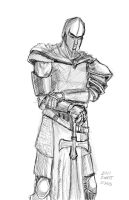 Knight Concept 01 by Wallcrawler62