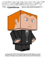 Cubeecraft - Turlough by CyberDrone