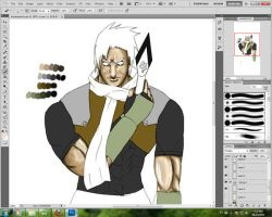 NINJO- WIP by ultima0chaotic