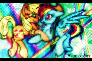 AppleDash by CandyPhantom123