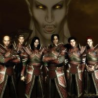 Legacy of Kain - The 6 serafan by LadyNightVamp