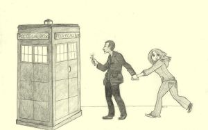 to the tardis by ENT77