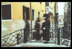 Venice Carnival by Gaerwing