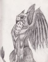 The Gryph by KuraiApocalyptaX