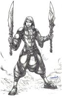 Glyphx (pencils) by emmshin