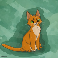 Squirrelflight by BiscuitCat