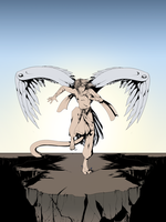 WIP - Flight of the Silver Bird (Updated) by Tigryph