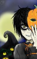 .:Behind the Mask:. by Prim-Rose