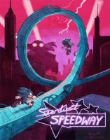 Sonic - Stardust Speedway by whinges