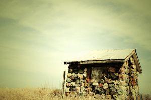 Stone house by shannie57