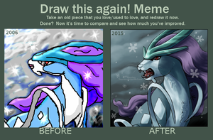 Draw this again Meme - North Wind by Tinuvion