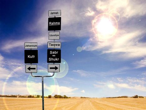 direction in islam.. by starmat