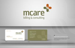 Mcare logo by submicron