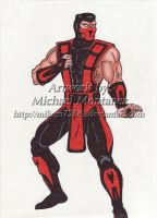 Ermac by MikeM72681