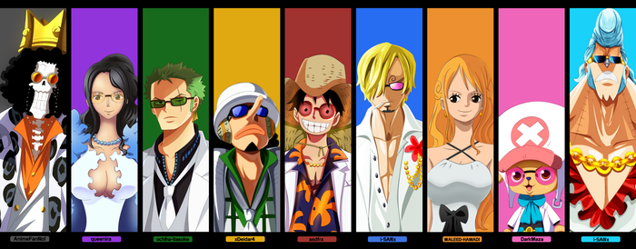 One Piece GOLD - Collab by WALEED-HAMAD1