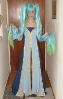 Sona Cosplay Costume Beta 1 by elphiria by Elphiria