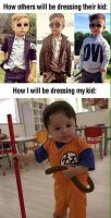 This is how im going to dress my kids by TheFunnyAmerican