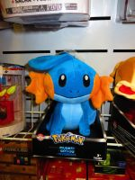 MUDKIP PLUSHIE! by ryanthescooterguy