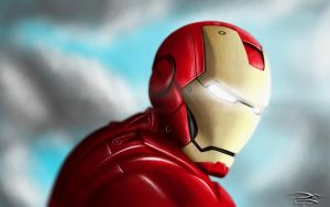 IronMan by Unreal-Forever