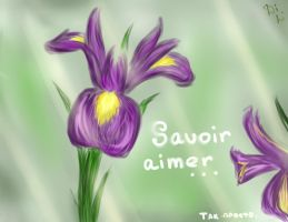 Savoir aimer by DiabolicLily