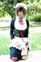 Shannon Cosplay Teatime by ConJurer-CJ
