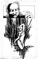 the.night.and.i #6 (pencil) by ARIELAkris