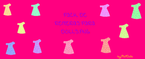 Pack De Remeras Animal Print By Melidolls by MeliDolls