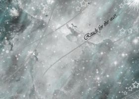 Grey Stars Background by Lynseyjune